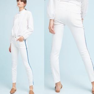 NWT Anthropologie Pilcro High Rise Skinny Jeans